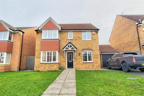 4 bedroom detached house for sale - Harwood Drive, Houghton Le Spring