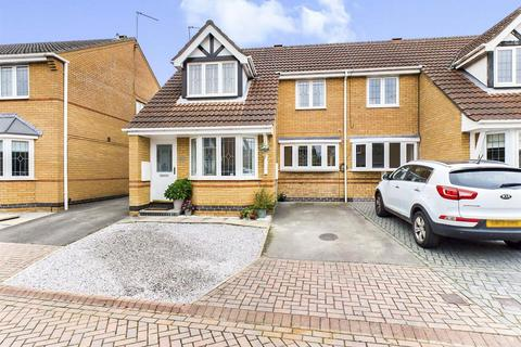 3 bedroom semi-detached house for sale - Ford Close, Beverley