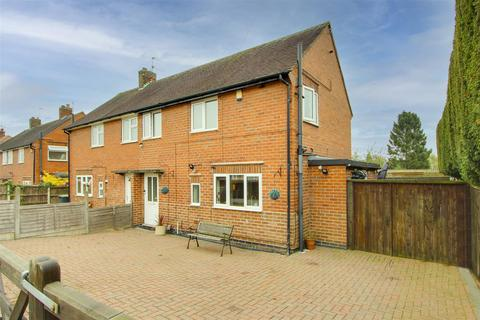 2 bedroom semi-detached house for sale - Church Walk, Brinsley, Nottinghamshire, NG16 5AT