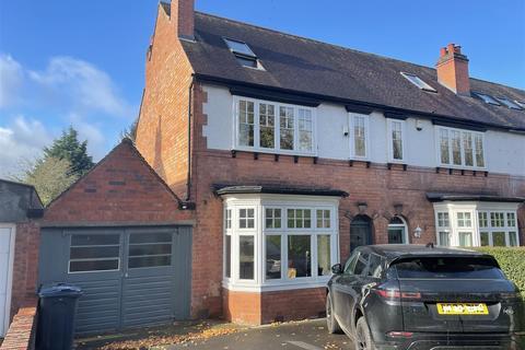 4 bedroom end of terrace house for sale - Robin Hood Lane, Hall Green, Birmingham