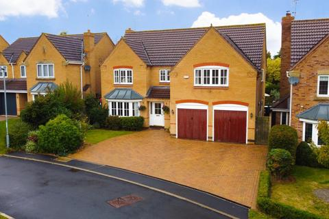 5 bedroom detached house for sale - The Pickerings, Brixworth, Northamptonshire, NN6