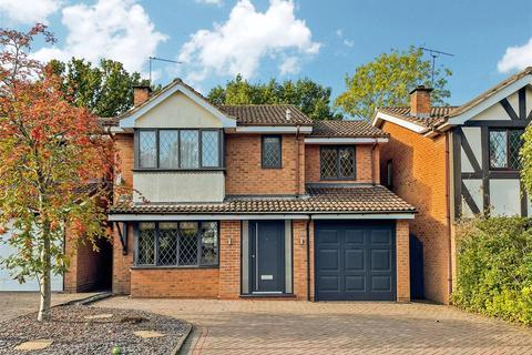 4 bedroom detached house for sale - Stephenson Close, Leamington Spa