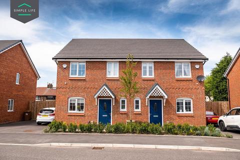 3 bedroom semi-detached house to rent - Joseph Reddrop Way, Crewe