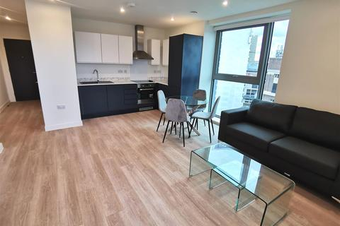 2 bedroom apartment to rent - Exchange Point (Block A), Embankment West, New Kings Head Yard, Salford
