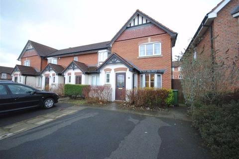 3 bedroom terraced house to rent - Bloomfield Close, Cheadle Hulme, Cheshire SK8 6RR