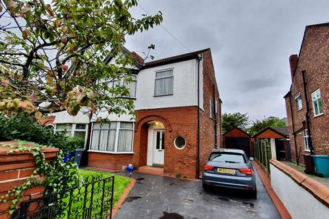 4 bedroom semi-detached house for sale - St. Austell Road, Whalley Range, Manchester