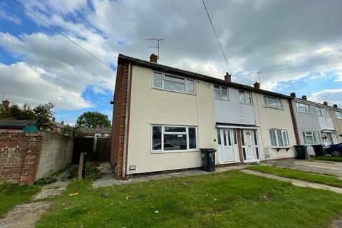 3 bedroom end of terrace house for sale - Welcombe Avenue, Park North, Swindon, SN2