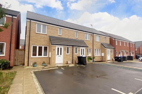3 bedroom terraced house for sale - Northfield Way, Kingsthorpe, Northampton, NN2