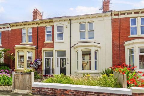 4 bedroom terraced house to rent - Roxburgh Terrace, Whitley Bay