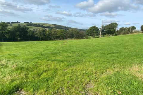 Farm land for sale - Ffarmers, Llanwrda