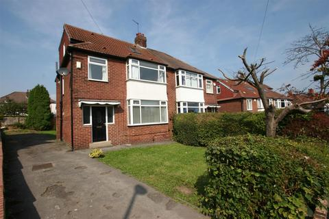 5 bedroom semi-detached house to rent - Becketts Park Crescent, Headingley, Leeds, LS6 3PH