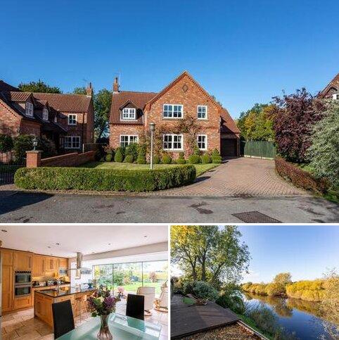 5 bedroom detached house for sale - Ferrymans Walk, Nether Poppleton, YO26 6HZ