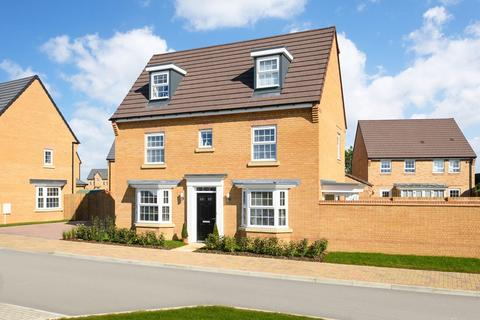 4 bedroom detached house for sale - Hertford at Fairfields Caledonia Road, Vespasian Road MK11