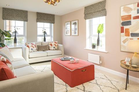 4 bedroom semi-detached house for sale - Hexham at Barratt @ The Nurseries Market Road, Thrapston NN14