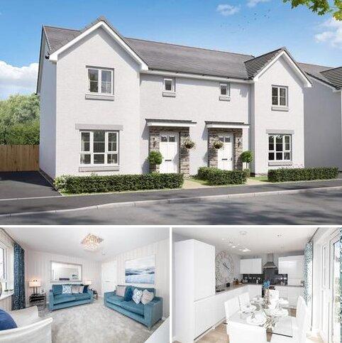 3 bedroom semi-detached house for sale - Craigend at Barratt at Culloden West 1 Appin Drive, Culloden IV2