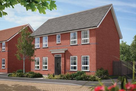 4 bedroom detached house for sale - Thornbury at J One Seven Old Mill Road, Sandbach CW11