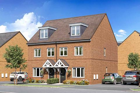 3 bedroom house for sale - Plot 335, The Stratford at Chase Farm, Gedling, Arnold Lane, Gedling NG4