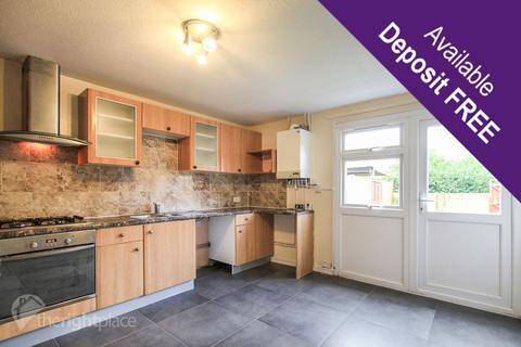 3 bedroom terraced house to rent - Langland Road, Netherfield, Milton Keynes