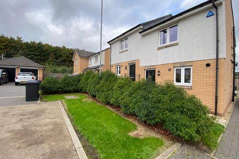 2 bedroom semi-detached house to rent - Croyhill View, Cumbernauld G68