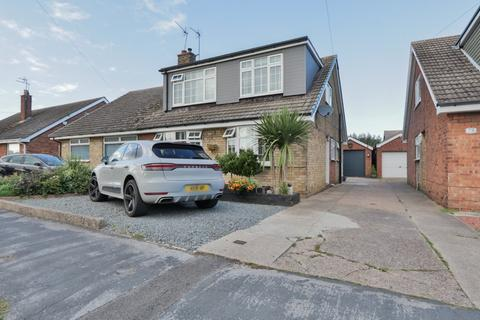 3 bedroom bungalow for sale - St. Martins Road, Thorngumbald, Hull, HU12