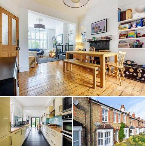 4 bedroom terraced house for sale - Salehurst Road, Brockley