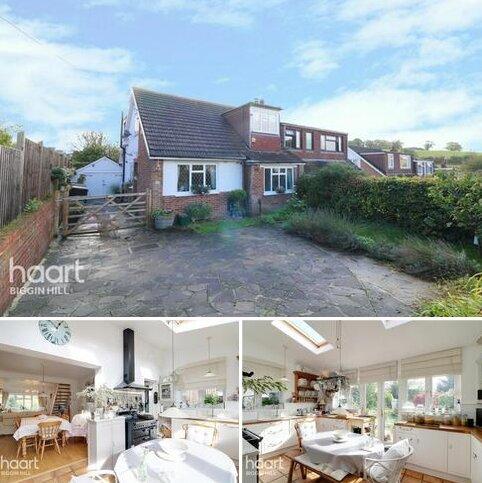 4 bedroom semi-detached house for sale - Victoria Gardens, Biggin Hill
