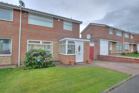 3 bedroom semi-detached house for sale - Kelso Close, Chapel Park, Newcastle upon Tyne, NE5