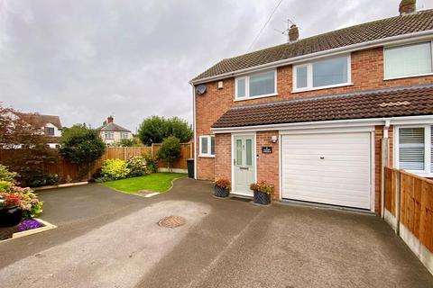 3 bedroom semi-detached house for sale - Quarry Gardens, Dursley, GL11 6HN