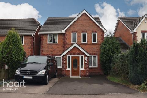 4 bedroom detached house for sale - Goodrich Grove, Newport