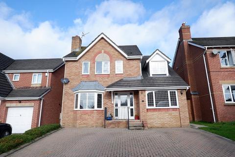 4 bedroom detached house for sale - 2 Esgig Mair, Pencoedtre Village, Barry, The Vale Of Glamorgan. CF63 1FD