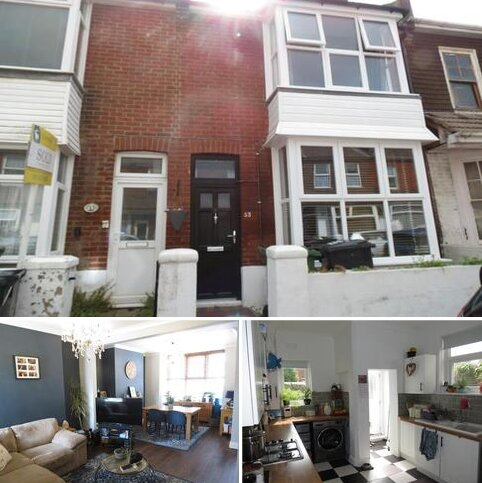 3 bedroom terraced house to rent - Dursley Road, Eastbourne BN22