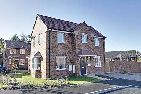 3 bedroom semi-detached house for sale - Thornhill Drive, Alfreton