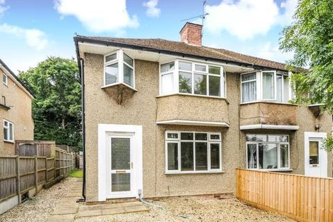 4 bedroom semi-detached house to rent - Headley Way, Headington, Oxford, OX3