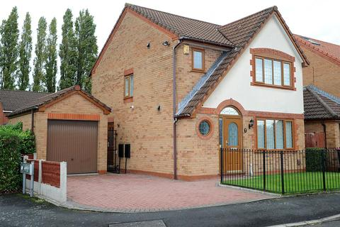 3 bedroom detached house for sale - 6 Sunflower Meadow Irlam M44 6TD