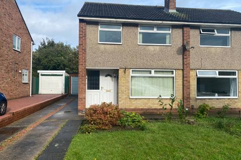 3 bedroom semi-detached house to rent - Auckland Way, Stockton-On-Tees, Durham, TS18