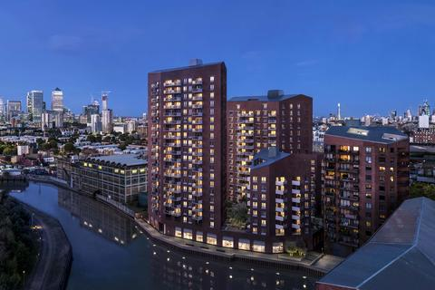 2 bedroom flat for sale - Three Waters SO at 20 Gillender Street E3