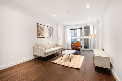 1 bedroom apartment to rent - 8 Casson Square, SE1