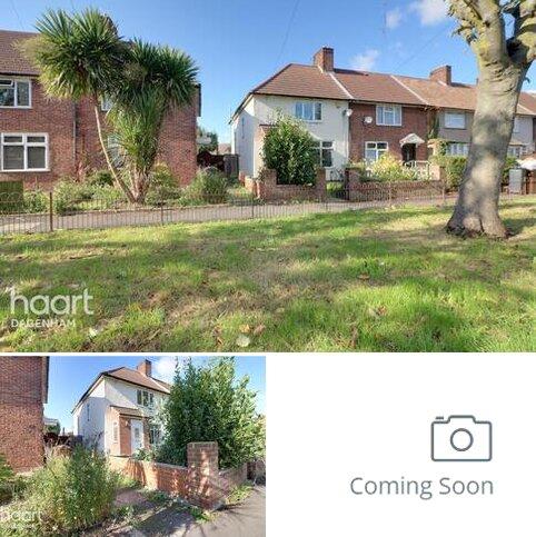 3 bedroom end of terrace house for sale - Heathway, Dagenham
