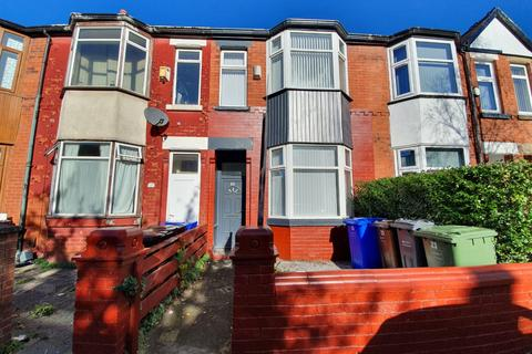 4 bedroom terraced house to rent - Dorset Road, Manchester, M19