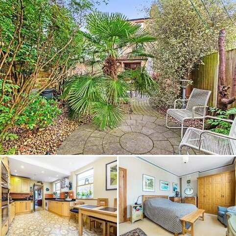 4 bedroom end of terrace house for sale - Southdean Gardens, Southfields