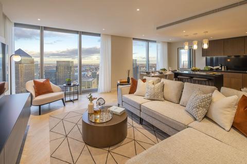 1 bedroom apartment for sale - Landmark Pinnacle, Canary Wharf, E14