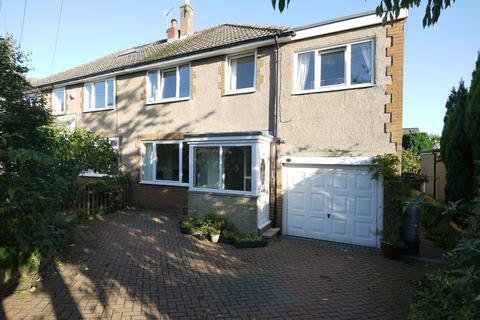 4 bedroom semi-detached house for sale - Long Fallas Crescent, Brighouse, HD6