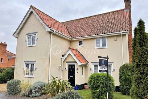 4 bedroom detached house for sale - Erskine Road, Mistley, Manningtree, CO11