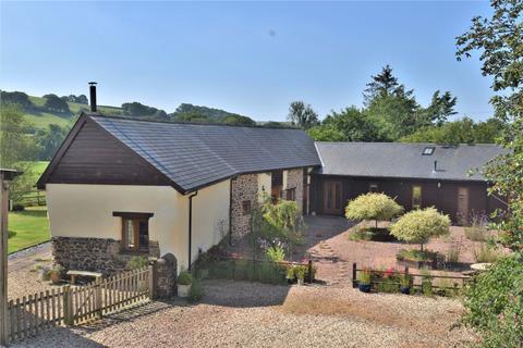 4 bedroom detached house for sale - Cheriton Fitzpaine, Crediton, EX17