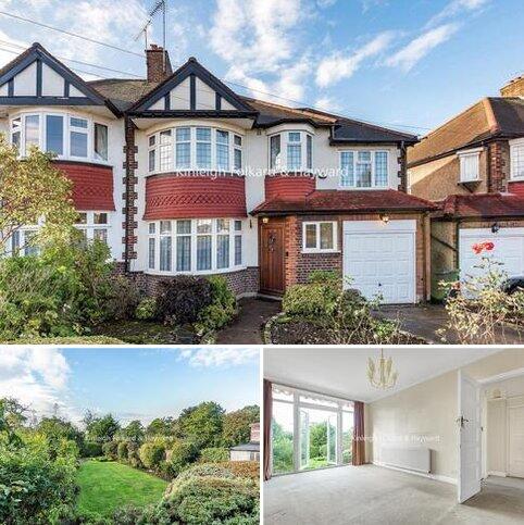 4 bedroom semi-detached house for sale - Morton Way, Southgate