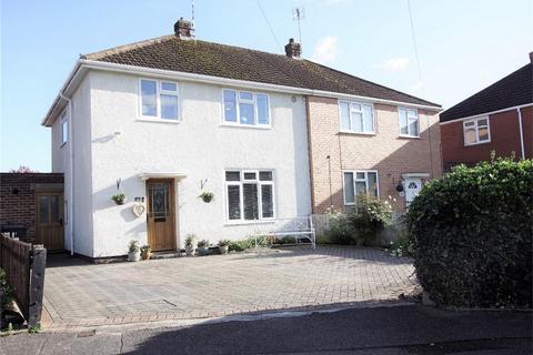 3 bedroom semi-detached house for sale - Longfellow Avenue, Warwick