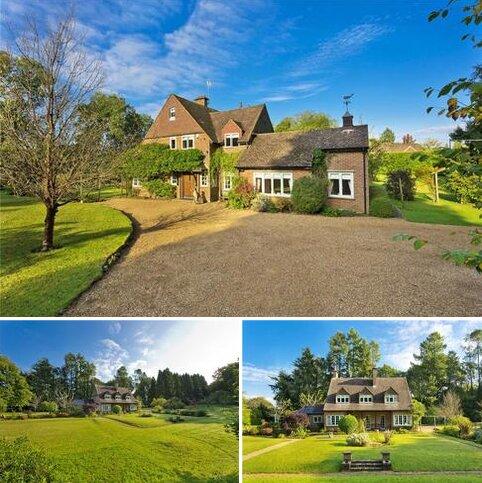 5 bedroom detached house for sale - Kitts Lane, Churt, Farnham, Surrey, GU10