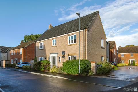 4 bedroom detached house for sale - Almond Drive, Cringleford