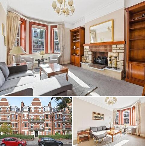 2 bedroom apartment for sale - Elgin Mansions, Elgin Avenue, London, W9