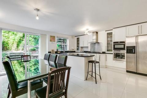 4 bedroom end of terrace house for sale - Hilgrove Road, South Hampstead, London, NW6